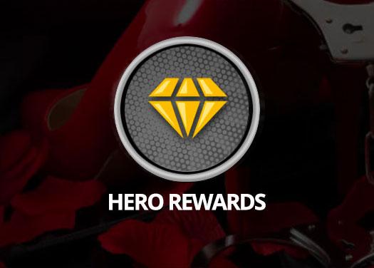Hero rewards
